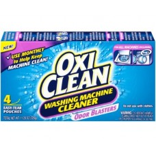 4底: OXI CLEAN 洗衣槽清潔劑 (1盒4包)