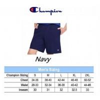 6中: Champion 全棉短褲 Navy 深藍色