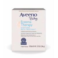 7底: Aveeno 濕疹浸浴粉 (1套2盒)
