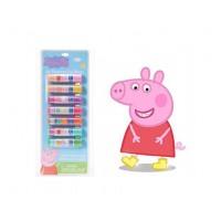 7底: Peppa Pig 小童潤唇膏 (1套7支)