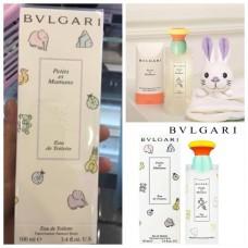 7中: BVLGARI Petits et Mamans EDT 爽身粉味香水