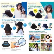 3底: 日本防UV帽