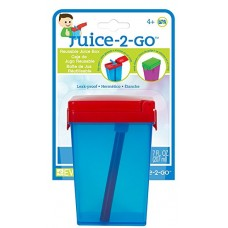 4底: Juice 2 Go 紙盒造型水樽 (顏色隨機)
