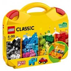 6中: LEGO Classic 10713 手提收納盒 黃色