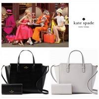 4中: Kate Spade 經典真皮手袋連長銀包