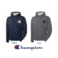 4中: Champion 大 LOGO 衛衣 L
