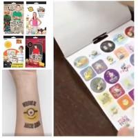 5中: Disney 貼紙+紋身貼紙