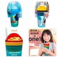 5中: Disney 零食飲管杯 (款式隨機)