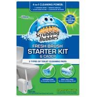 5中: Scrubbing Bubbles 即棄清潔刷頭套裝