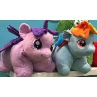 5底: Little Pony 彩虹小馬公仔星空燈 (款式隨機)