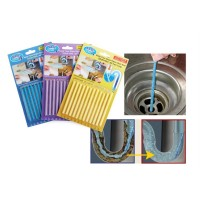 5底: Sani Sticks 下水道疏通清潔棒