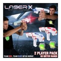 6底: Laser X 雙人雷射槍對戰組