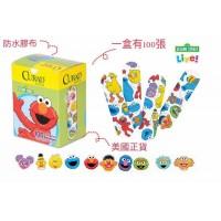 7中: Sesame Street 芝麻街膠布 (100片裝)