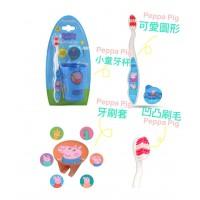 7底: Peppa Pig 小童牙刷連杯套裝