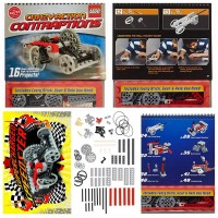 9中: Lego Crazy Action Contraption 機械原理書