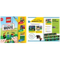 9中: LEGO Make Your Own Movie 製作電影書