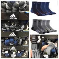 11底: Adidas 1套4對男裝運動襪 (顏色隨機)