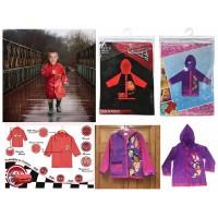 12中: Disney 小童雨衣 2-4T
