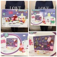 1中: Peppa Pig 粉紅豬聖誕節日曆盒