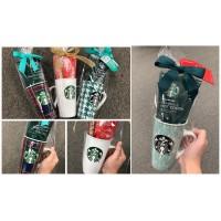 1底: Starbucks 朱古力粉連杯套裝 (款式隨機)