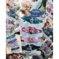 現貨: Disney Frozen 魔雪奇緣髮夾 (1套4隻)