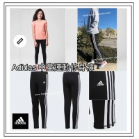 2底: Adidas 中童運動修身褲 (黑色)