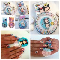 2底: Disney 卡通指甲貼 (款式隨機)