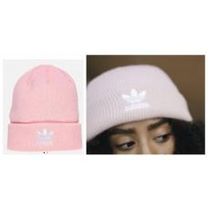 3底: Adidas 冷帽 (粉紅色)