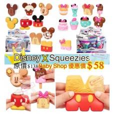 3底: Disney X Squeezies 減壓公仔