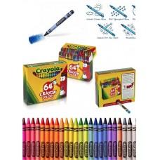 3底: Crayola 64色蠟筆