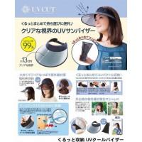 4底: 日本防UV可摺式太陽帽 (空運)