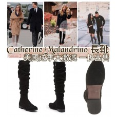 7中: Catherine Malandrino 黑色長靴