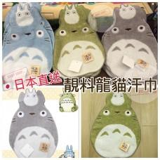 現貨: 日本龍貓汗巾