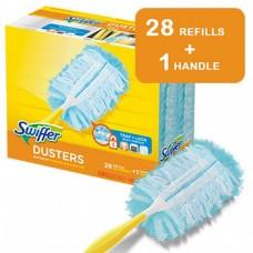 7底: Swiffer 除塵先生 (1箱28個)
