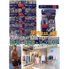 7底: Champion 速乾運動底褲 (1套5條)