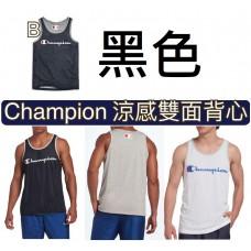 8底: Champion 涼感雙面背心 黑色