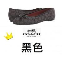 9底: Coach 平底鞋 黑色