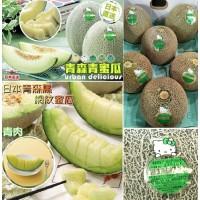 8底: 日本青森縣青蜜瓜