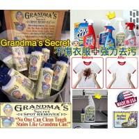 10中: Grandmas 16oz 婆婆秘密去污液