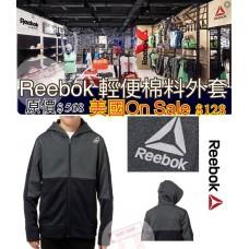 10底: Reebok 男仔中童棉料外套 (深灰色)