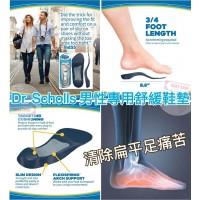 11中: Dr. Scholls 男士專用舒緩鞋墊