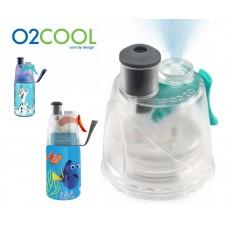 現貨: O2Cool 12oz 小童噴霧水樽