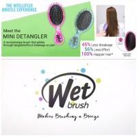 11底: Wet Brush Mini 輕便易打理梳 (1套2把)