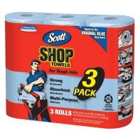 11底: Scott Shop Towels 去油污紙巾 (1套3卷)