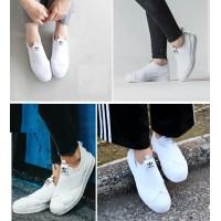 12中: Adidas SUPERSTAR 女裝運動鞋 (白色)