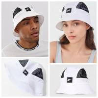 12中: Nike 防UV太陽漁夫帽 (白色)