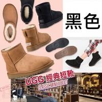 1中: UGG 短筒雪靴 (黑色)