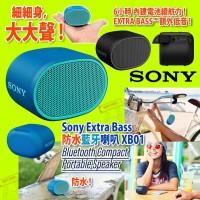 1中: Sony SRSXB01/L 藍芽喇叭