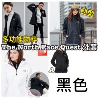 1底: The North Face Quest 女裝外套 (黑色)