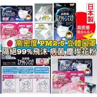 1底: 日本製高密度不織布纖維口罩 (1盒50個)